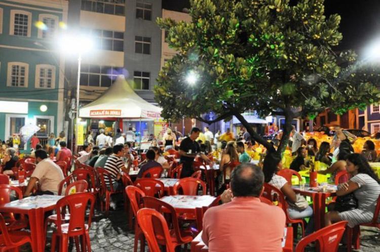 Crime ocorreu na madrugada deste sábado, 4, no Largo de Santana - Foto: Reprodução