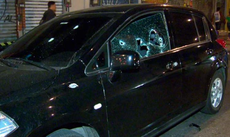 Carlos Henrique Gonçalves, de 25 anos, foi assassinado na Tijuca - Foto: Reprodução | TV Globo