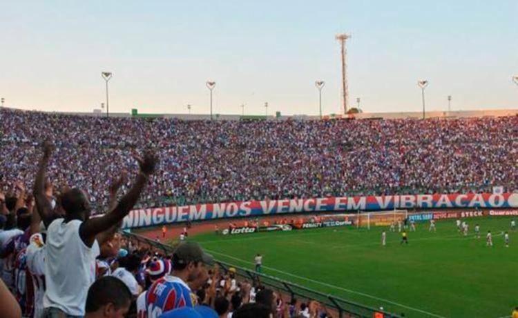 Bahia x Juazeirense: torcida já pode comprar os ingressos - Foto: EC Bahia | Divulgação