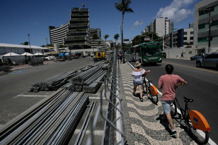 Fiscalização é necessária para obter licenciamento e deve ser solicitada pelos responsáveis - Foto: Raul Spinassé l Ag. A TARDE