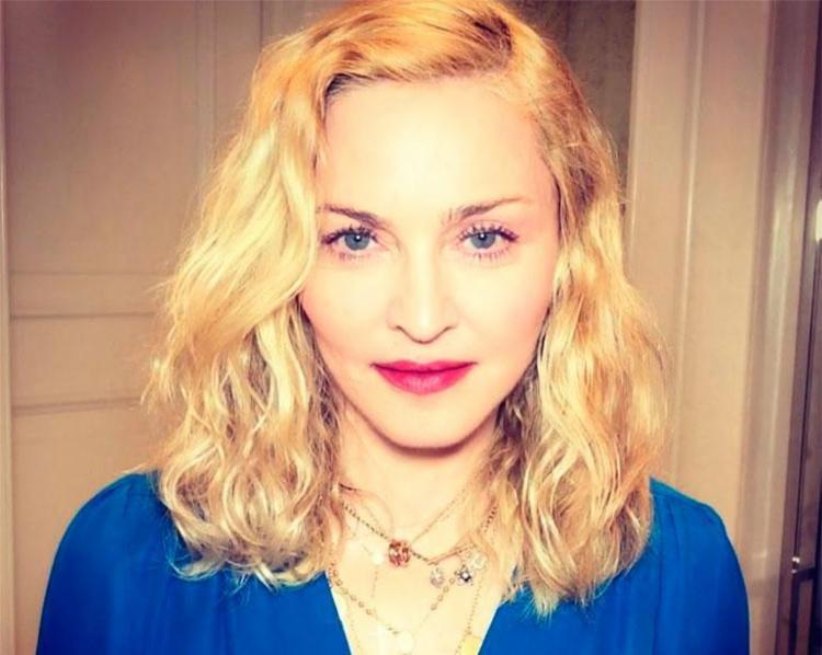 Madonna já adotou duas crianças em Malawi - Foto: Reprodução | Instagram