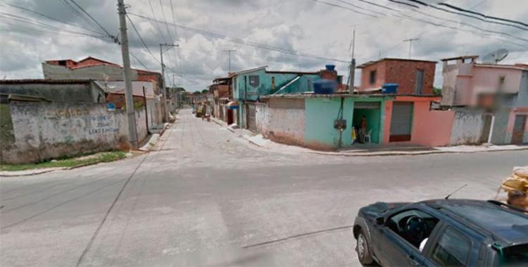 Crime aconteceu na rua Caruaru - Foto: Reprodução | Google Maps