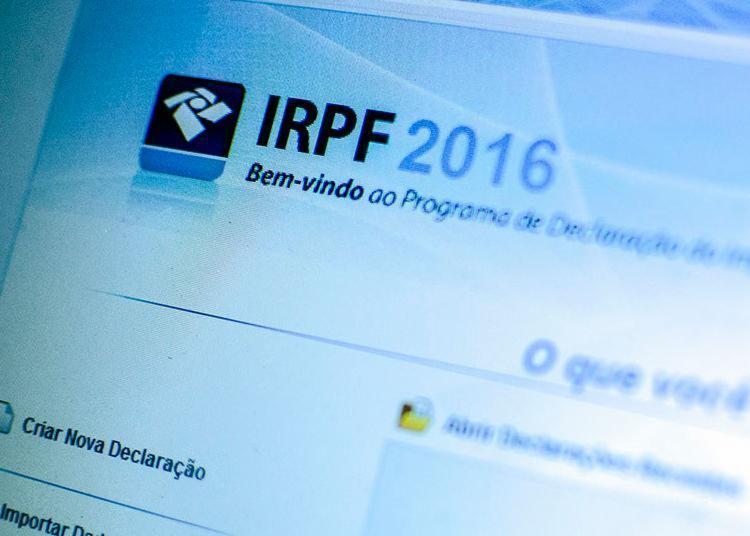 IRPF, imposto de renda, Receita Federal - Foto: Marcelo Camargo | ABr