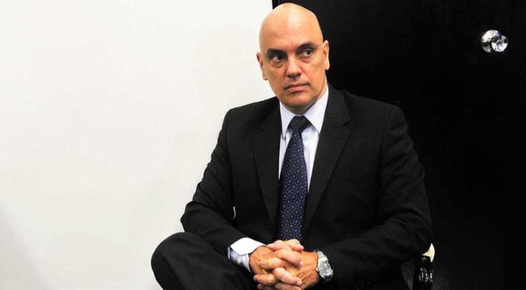Petistas disseram que Alexandre de Moraes no STF é jogo de carta marcada - Foto: Jane de Araújo | Agência Senado