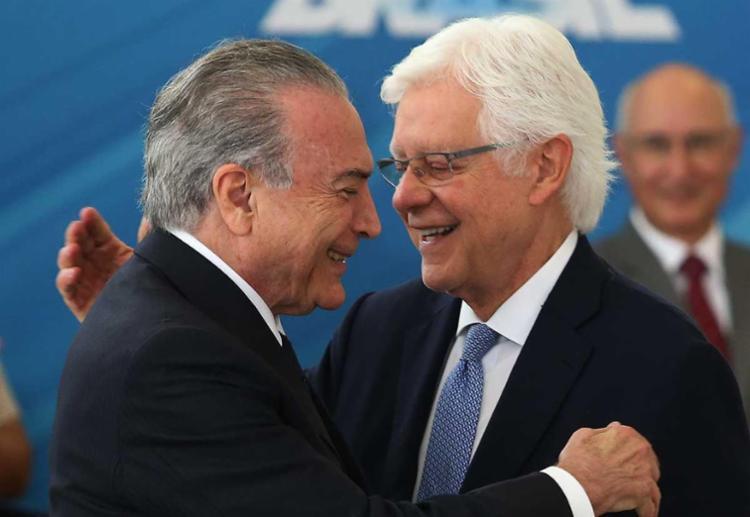 Moreira foi nomeado ministro no dia 3 de fevereiro - Foto: André Dusek | Estão Conteúdo