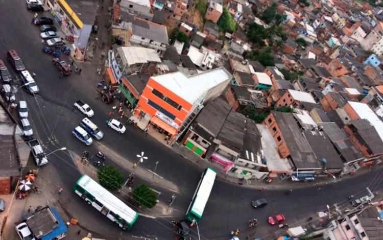 Ação aconteceu em região conhecida como Coroado - Foto: Divulgação