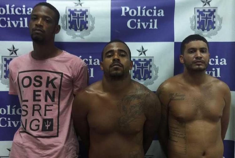 Policiais ainda apreenderam ainda 300 gramas de crack e celulares - Foto: Ascom | Polícia Civil