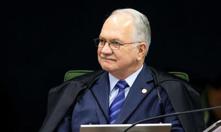 Fachin passou a ser o relator da Lava Jato após morte de Teori - Foto: Marcelo Camargo | Ag. Brasil