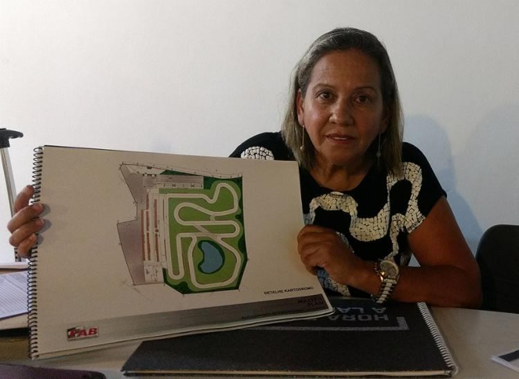 Selma Morais, vice-presidente da CBA - Foto: Aurélio Lima l Ag. A TARDE