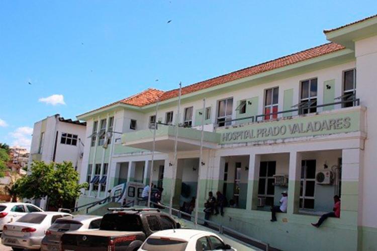 Ernandes foi socorrido para o Hospital Geral Prado Valadares - Foto: Reprodução | Blog do Marcos Frahm
