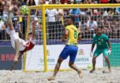 Brasil vai enfrentar Taiti e Polônia no Mundial de Futebol de Areia | Foto: