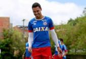 Edigar Junio mostra melhora e pode enfrentar o Galícia | Foto: