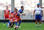 Juninho admite tristeza com reserva e treina como titular | Foto: