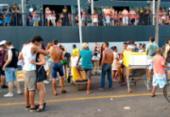 Foliões continuam na rua nesta Quarta-feira de Cinzas | Foto: