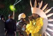 Brown encerra Carnaval com