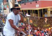 Márcio Victor e Danniel Vieira arrastam foliões no Barra-Ondina | Foto: