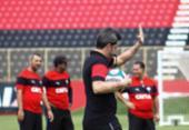 Com novidade na lateral, Argel define titulares para jogo decisivo na Copa do Nordeste | Foto: