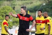 Argel escala para decisão a mesma equipe que atuou contra o Vasco | Foto: