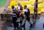 Homem é preso após ato libidinoso dentro de ônibus na Rótula | Foto: