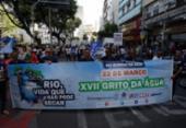 Grito da Água ocupa as ruas do centro de Salvador | Foto: