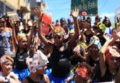 Empoderamento do jovem negro é tema de caminhada em Amaralina | Foto:
