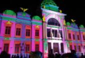 Evento brinca com luz e cores no Centro Histórico | Foto: