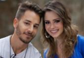 Sandy e Júnior participam de reencontro com amigos de seu seriado | Foto: