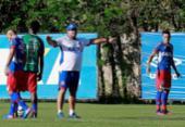 Sem Jackson, Bahia repete escalação nesta quarta-feira | Foto: