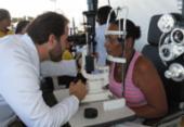 Exames oftalmológicos gratuitos serão oferecidos em Salvador | Foto: