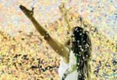 Destaque na Sapucaí, Ivete se emociona durante desfile | Foto: