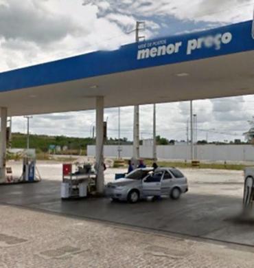 Posto está localizado na altura de Simões Filho - Foto: Reprodução   Google Maps