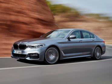 BMW Série 5 chega ao Brasil com preços a partir de R$ 314.950 - Foto: Divulgação