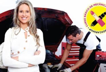 Curso ensina noções de mecânica para mulheres