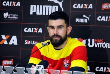 Fernando Miguel quer Vitória ligado contra o lanterna do Baianão