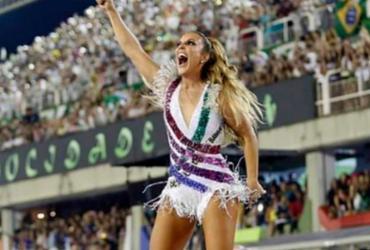 Ivete Sangalo e outros famosos parabenizam Portela pelo título