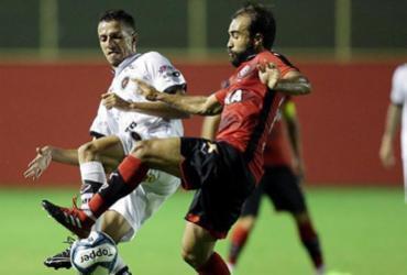 Vitória bate Botafogo-PB por placar magro e cai para 2º no Nordestão
