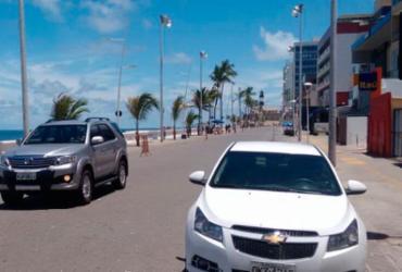 """Motoristas ficam """"perdidos"""" no primeiro dia de mudança no tráfego da Barra"""