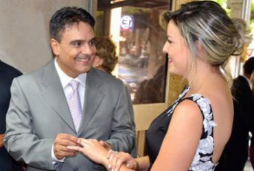 Guilherme de Pádua se casa pela 3ª vez