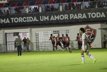 Vitória bate Vasco no Barradão e avança à próxima fase da Copa do Brasil