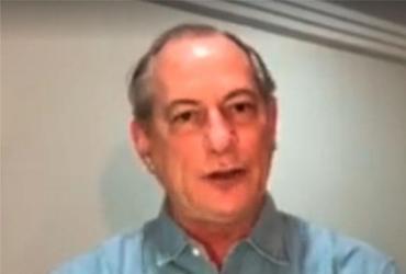 Ciro Gomes: Prefiro Bolsonaro em vez de Dória