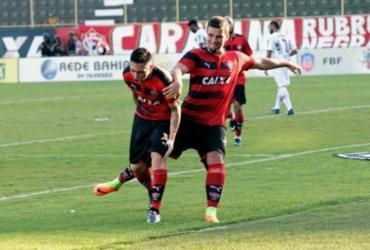 Com reservas, Vitória bate Jacuipense e se garante nas semifinais