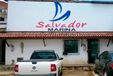 Salvador Marina é interditada pela Sedur