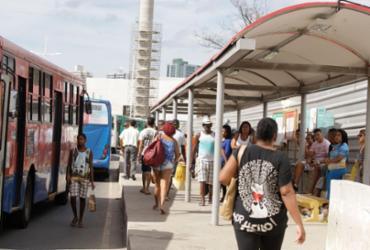 Terminal de ônibus da Rodoviária ficará fechado neste sábado