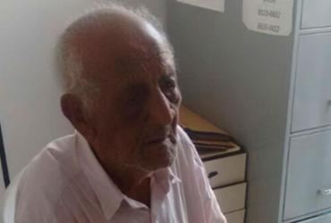 Filhos reencontram idoso achado vagando na Vasco