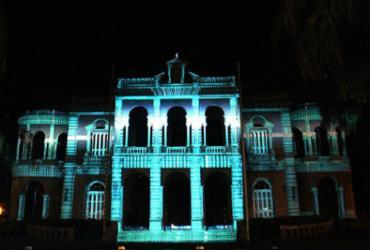 Palácio Rio Branco recebe projeções históricas neste sábado