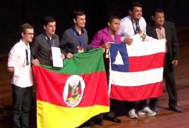 Estudante e professora da Bahia são premiados em São Paulo