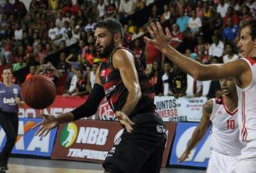 Vitória cai para o Flamengo por 93 a 87 pelo NBB