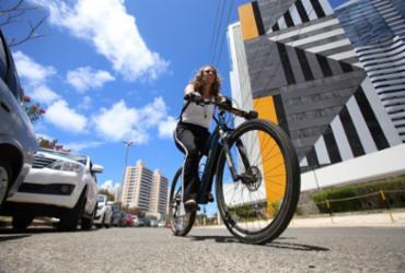 Cidade bicicleta
