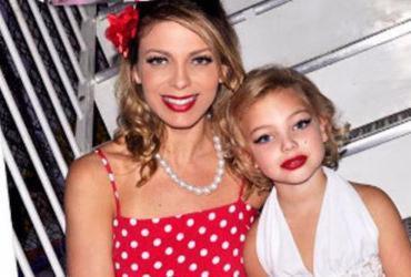 Escolha do tema de festa da filha de Sheila Mello causa polêmica