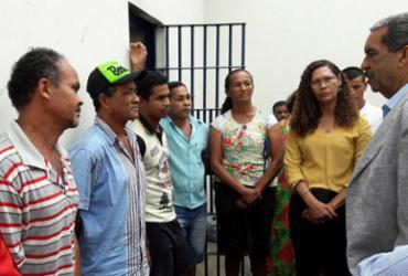 Juiz liberta trabalhadores rurais em Baianópolis